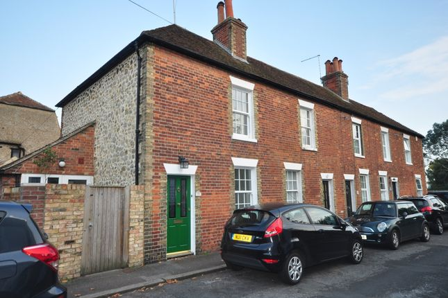 Thumbnail End terrace house to rent in Marine Walk Street, Hythe