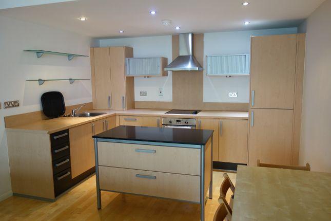 Thumbnail Flat to rent in Adams Walk, Nottingham