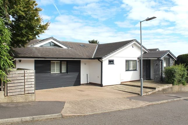 Thumbnail Bungalow for sale in Mixen Close, Newton, Swansea