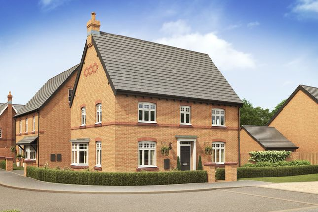 "Thumbnail Detached house for sale in ""Acton"" at Tarporley Business Centre, Nantwich Road, Tarporley"