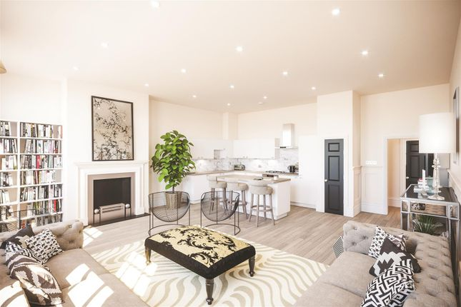 3 bed flat for sale in St. Pauls Square, Birmingham