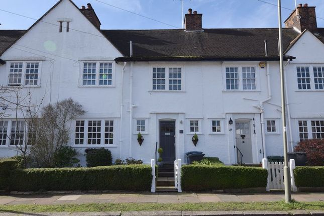 Thumbnail Cottage for sale in Erskine Hill, Hampstead Garden Suburb