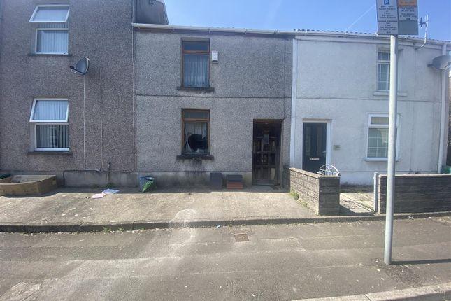 Thumbnail Terraced house for sale in Glantawe Street, Morriston, Swansea