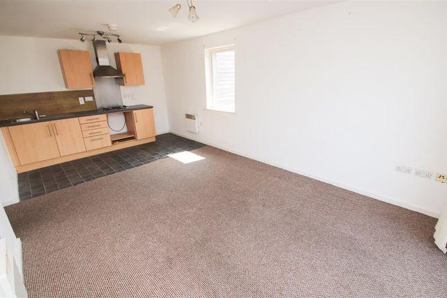 Lounge/Kitchen of Lancashire Court, Federation Road, Burslem, Stoke-On-Trent ST6