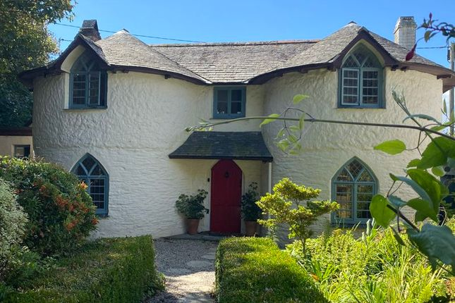 Thumbnail Cottage for sale in Philleigh, Truro