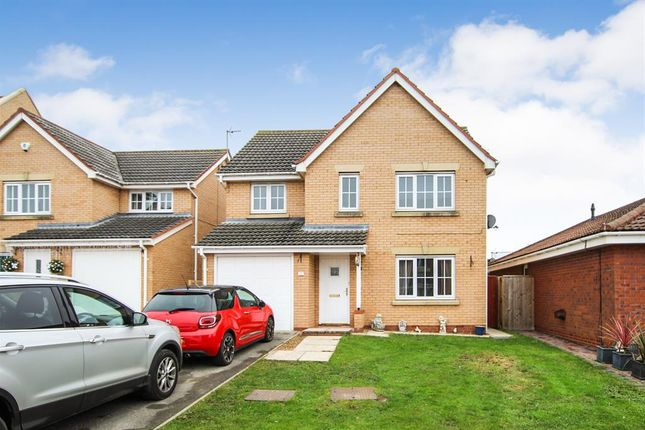 Thumbnail Detached house for sale in Waterdale Close, Bridlington