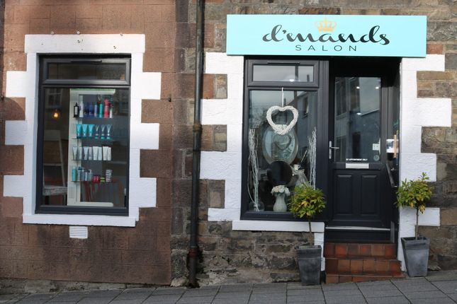 Thumbnail Retail premises for sale in Main Street, Kyle Of Lochalsh