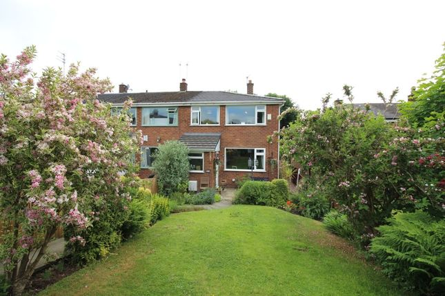 Thumbnail Semi-detached house for sale in Andrew Close, Greenmount, Bury