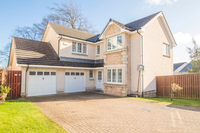 Thumbnail Detached house for sale in South Middleton, Uphall