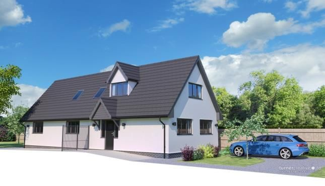 4 bed detached house for sale in Dunton Road, Basildon
