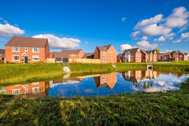"Detached house for sale in ""Burford"" at The Walk, Withington, Hereford"