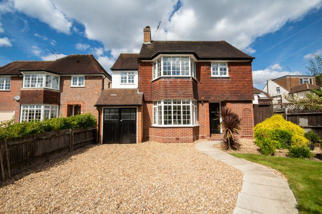 Thumbnail 4 bed detached house for sale in Little Moss Lane, Pinner, Middlesex