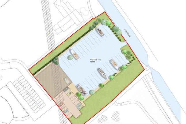 Thumbnail Leisure/hospitality for sale in Longford Park, Banbury