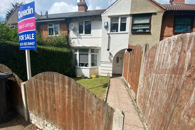 3 bed terraced house for sale in Barnsdale Cresent, Northfield, Birmingham B31