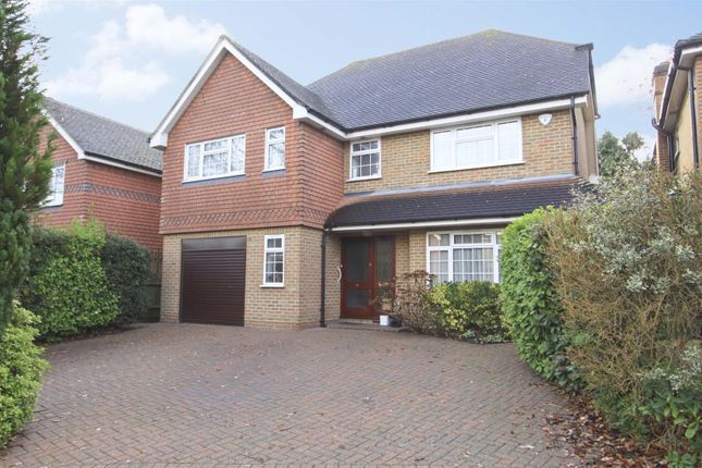 Thumbnail Detached house for sale in Heythrop Drive, Ickenham