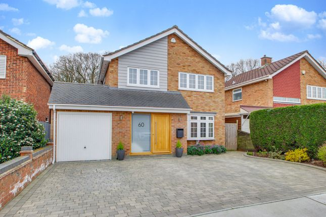 Thumbnail Detached house for sale in The Finches, Benfleet