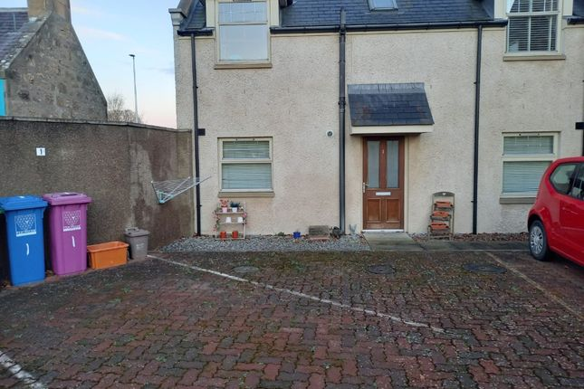 Thumbnail Flat to rent in 2 North Street, Elgin, Moray