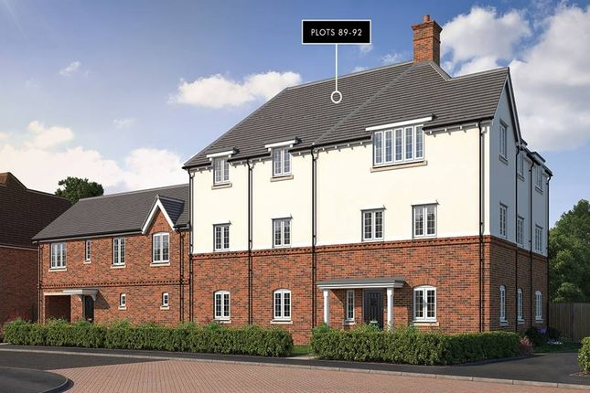 "Thumbnail Flat for sale in ""The Mews Apartments"" at Park Road, Hagley, Stourbridge"