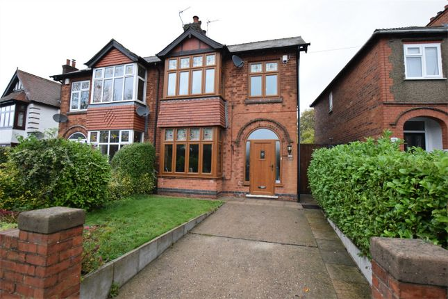 3 bed semi-detached house for sale in Sleetmoor Lane, Somercotes, Alfreton, Derbyshire