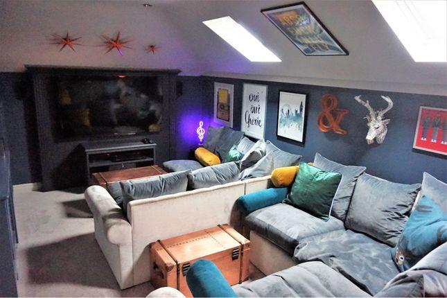 Cinema Room of Stanningden Rise, Sowerby Bridge HX6