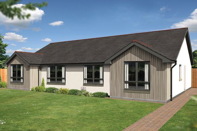 2 bedroom bungalow for sale in Schoolfield Road, Rattray, Blairgowrie