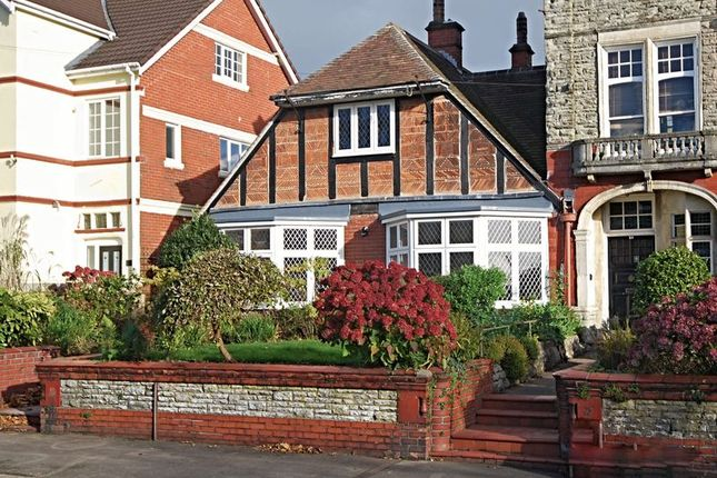 Thumbnail Semi-detached house for sale in Stow Park Avenue, Newport