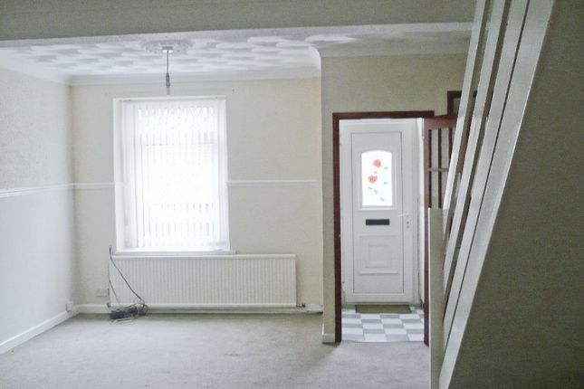 Thumbnail Terraced house to rent in Lincoln Street, Porth