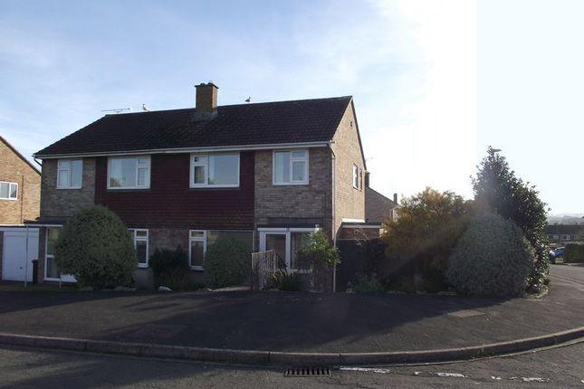 Thumbnail Semi-detached house for sale in Roman Road, Dorchester