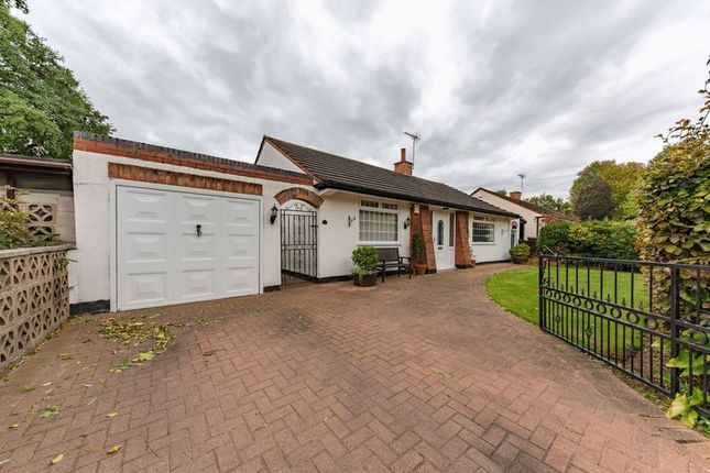 Thumbnail Detached bungalow for sale in Willow Wong, Burton Joyce, Nottingham