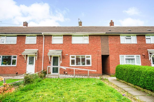 3 bed terraced house for sale in Hollands Way, Pelsall, Walsall WS3