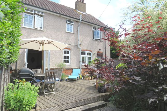Thumbnail Semi-detached house for sale in Western Road, Brentwood