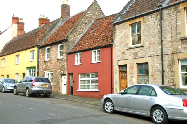 Thumbnail Terraced house for sale in St. Thomas Street, Wells
