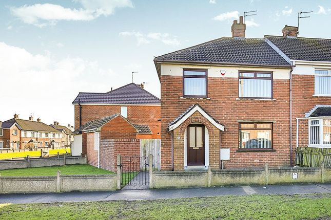 Thumbnail Semi-detached house to rent in Waldridge Road, Chester Le Street