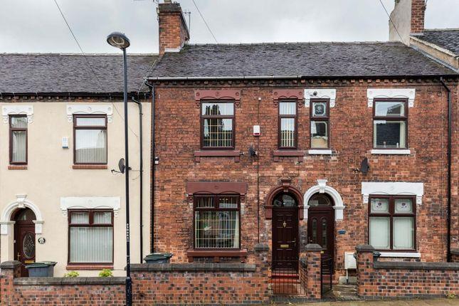 Thumbnail Terraced house to rent in Gilman Street, Hanley, Stoke-On-Trent