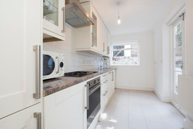 Thumbnail Flat for sale in Cathnor Road, London