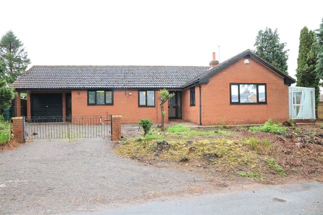Thumbnail Bungalow for sale in Llangrove, Ross-On-Wye, Herefordshire