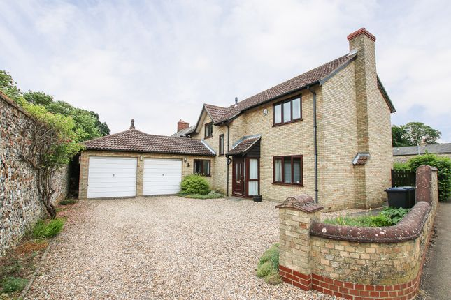 Thumbnail Detached house for sale in Stetchworth Road, Newmarket