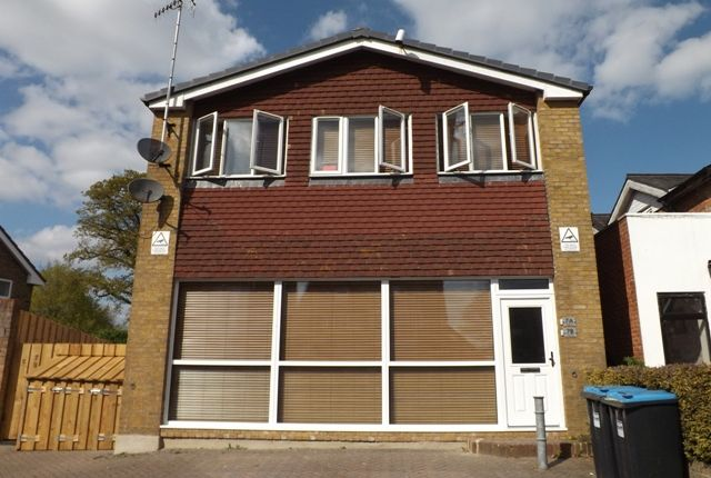 Thumbnail Flat to rent in High Street, Lingfield
