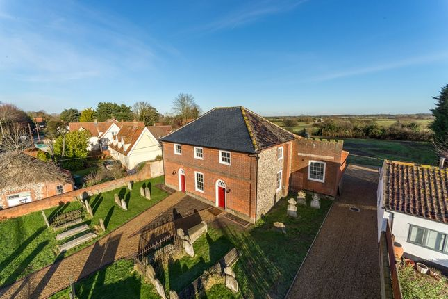 Thumbnail Detached house for sale in The Street, North Lopham, Diss, Norfolk