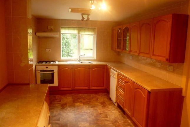 Kitchen of St. Georges Crescent, Salford M6