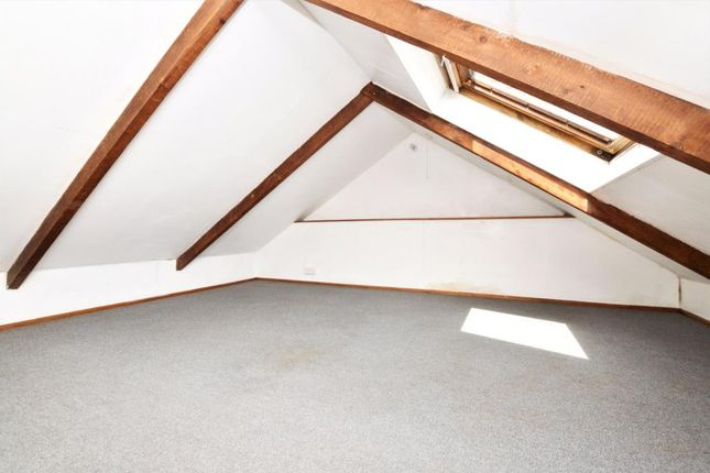 Attic of Penlee Street, Penzance, Cornwall TR18