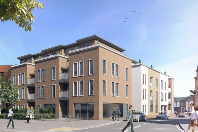 Thumbnail Flat for sale in 1 Scotland Green, London