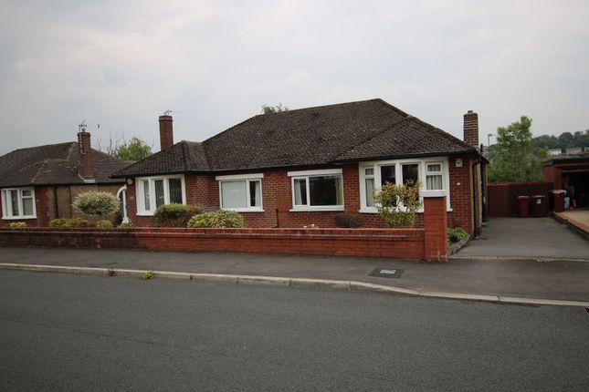 Thumbnail Semi-detached bungalow for sale in Grasmere Avenue, Blackburn