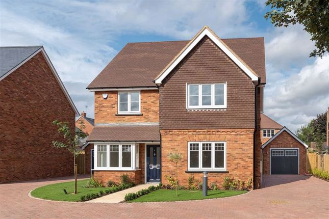 Thumbnail Detached house for sale in Brookfields, Stoke Hammond, Milton Keynes