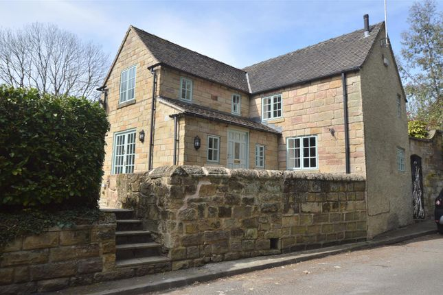 Thumbnail Detached house for sale in Penny Farthing Cottage, Hazelwood Road, Duffield
