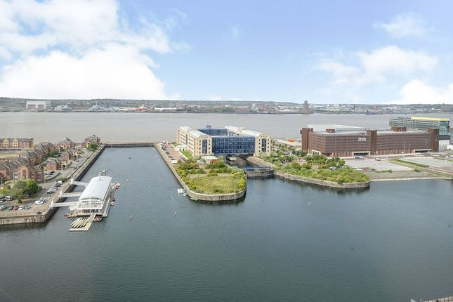Thumbnail Flat for sale in 19 Plaza Boulevard, Liverpool, Merseyside