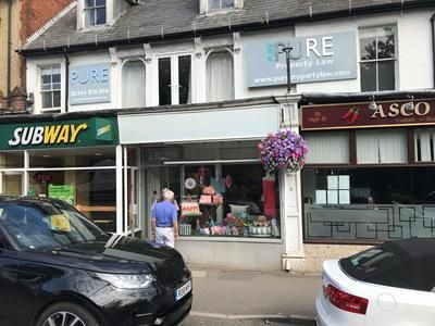 Thumbnail Retail premises to let in 27 High Street, Ascot