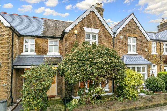Thumbnail Terraced house for sale in Gloucester Road, Kew, Surrey