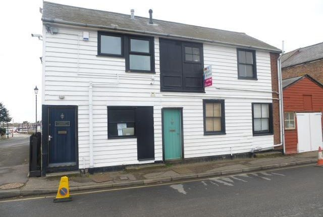 Thumbnail Terraced house to rent in Copperas Road, Brightlingsea, Colchester