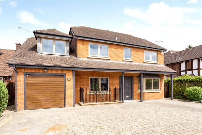 Thumbnail Detached house for sale in The Fairway, Northwood, Middlesex